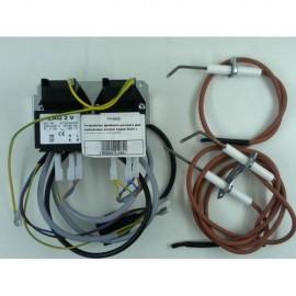 Устройство двойного розжига для напольных котлов серии SLIM с электродами Baxi (7113532)